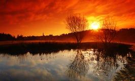 Horizontal de Brittany Photographie stock