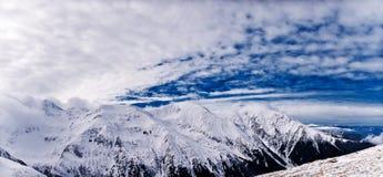 Horizontal de Fagaras Photo libre de droits