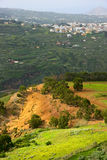 Horizontal de Gran Canaria Photographie stock libre de droits
