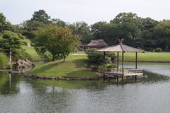 Horizontal de jardin Image stock
