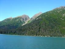 horizontal de l'Alaska image stock