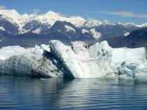 horizontal de l'Alaska photo stock