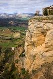 Horizontal de l'Andalousie Image stock