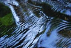 Horizontal de l'eau Image stock