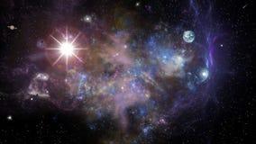 Horizontal de l'espace image libre de droits