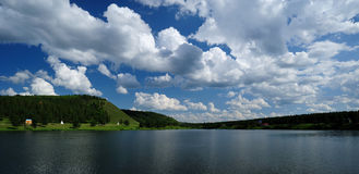 Horizontal de l'Inner Mongolia photo stock