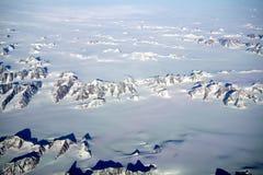 Horizontal de l'Islande Photos libres de droits