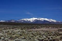 Horizontal de l'Utah, Etats-Unis Photo libre de droits
