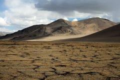 Horizontal de la Mongolie Image libre de droits