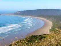 Horizontal de la Nouvelle Zélande Photos stock