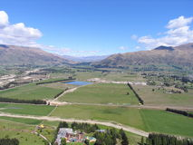 Horizontal de la Nouvelle Zélande Images stock