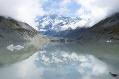 Horizontal de la Nouvelle Zélande Images libres de droits
