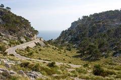 Horizontal de Majorque Image libre de droits