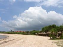 Horizontal de mer d'une côte d'océan Photo libre de droits