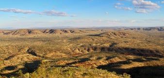 Horizontal de Munjina Photos libres de droits
