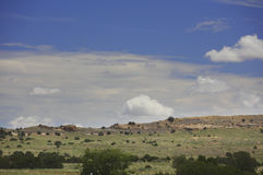 Horizontal de nature Photo libre de droits