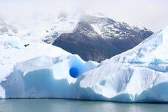 Horizontal de Patagonia, sud de l'Argentine photo libre de droits