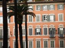 Horizontal de Rome Images libres de droits