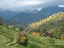 Horizontal de Roumanie Image libre de droits