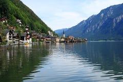 Horizontal de Salzkammer, Autriche photo libre de droits