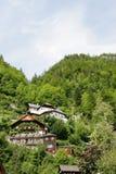 Horizontal de Salzkammer, Autriche images stock