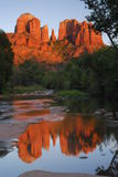 Horizontal de Sedona Photo libre de droits