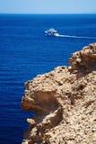 Horizontal de Sharm-EL-Cheik Photo stock