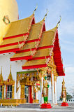 Horizontal de temple de Watprongaregard Images stock