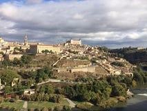 Horizontal de Toledo photos libres de droits