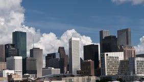Horizontal de ville Photos libres de droits