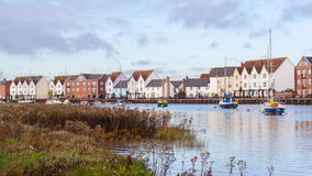 Horizontal de Wivenhoe Photos libres de droits