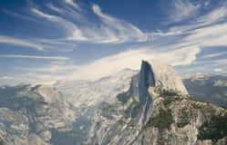 Horizontal de Yosemite Image stock