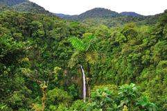 Horizontal du Costa Rica Photo libre de droits