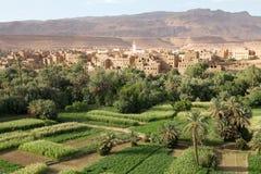 Horizontal du Maroc Photographie stock libre de droits