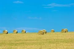 Horizontal du Montana Photos stock