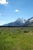 Horizontal du Wyoming Photographie stock