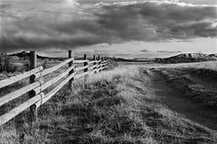 Horizontal du Wyoming Images stock