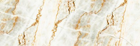 horizontal elegant natural marble texture for pattern and backgr Stock Images