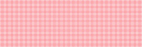 horizontal elegant square pastel pink checked design for pattern Stock Photography
