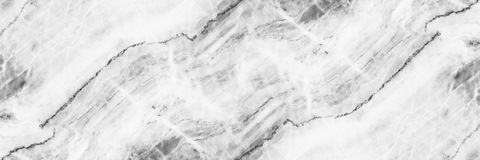 Horizontal elegant white marble background.  Stock Photo