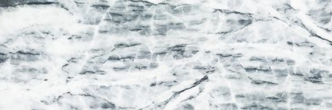 horizontal elegant white marble texture for pattern and backgrou Royalty Free Stock Photography