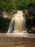 Horizontal en bois de montagne (automne) Image stock