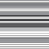Horizontal gray stripes Royalty Free Stock Images