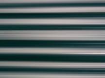 Horizontal grey jalousie abstraction Stock Photo