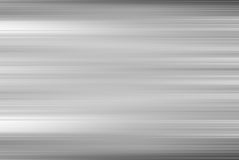Horizontal grey motion blur background Stock Photos