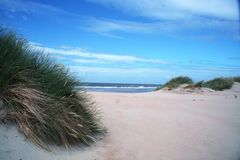 Horizontal hollandais, dune images libres de droits