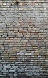 Horizontal image of a brick wall royalty free stock photography