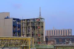 Horizontal industriel Photo stock