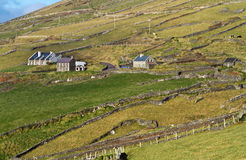 Horizontal irlandais Photos libres de droits