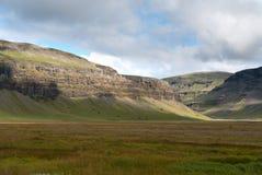 Horizontal islandais Photo stock